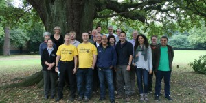 On Valuing and Managing veteran trees training course, Epping 2014 Hannah Solloway