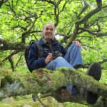 Brian Muelaner top of tree cropped by Brian Cleckner