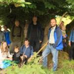 ATF Scotland group at Brahan for blog