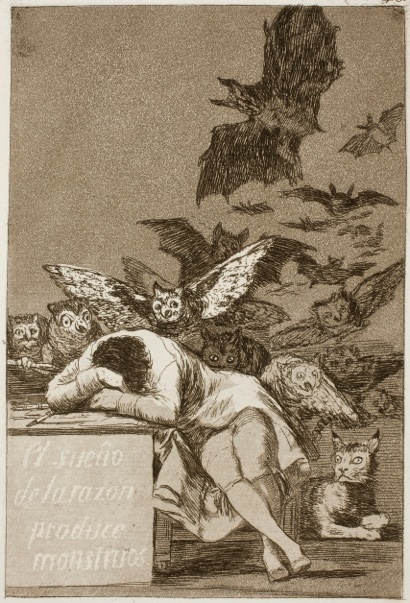 By Francisco Goya