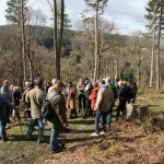 Dallington March 17 field visit group for website